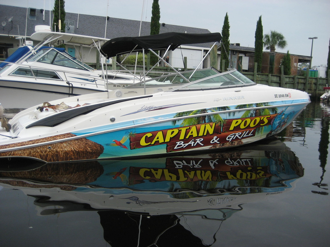 Custom Vinyl Boat Lettering And Boat Registration Numbers  SIGNS - Boat decals custom graphics