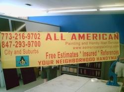 store front banner auto shop